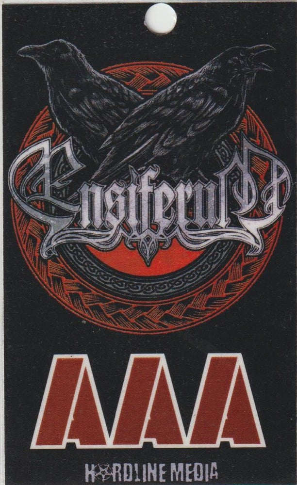 Image of ENSIFERUM - Aussie Tour AAA Laminate