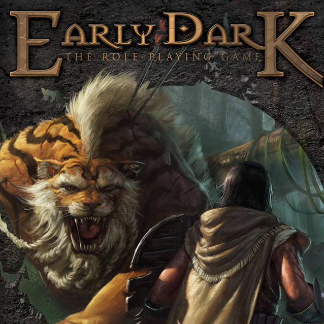 Early Dark RPG Corebook