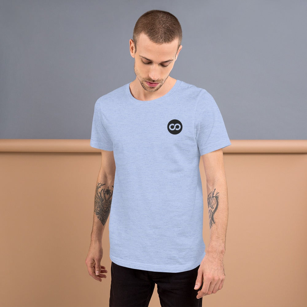 Image of Short-sleeve embroidered ROPE T