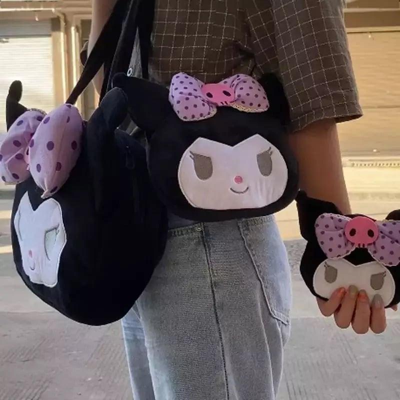 Kuromi Tote Bag
