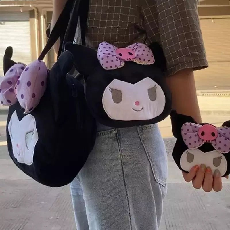 Image of Kuromi Tote Bag