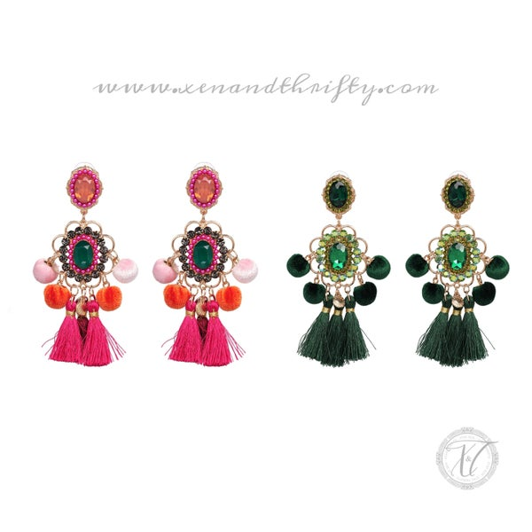 Image of Juliana Earring