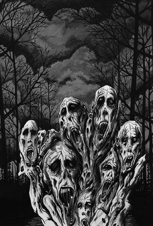 Image of The Withering: Poems of Supernatural Horror