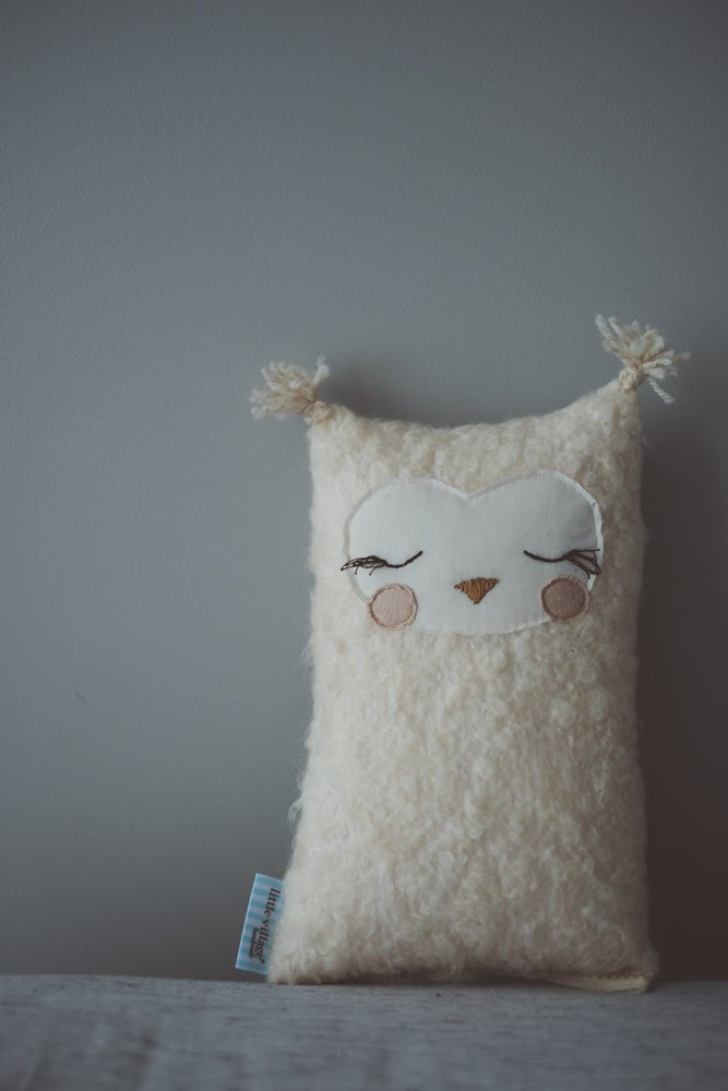 Image of PREORDER -Petite Boucle Owl