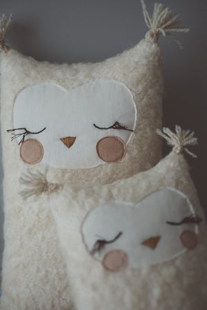 Image of PREORDER Boucle Owl