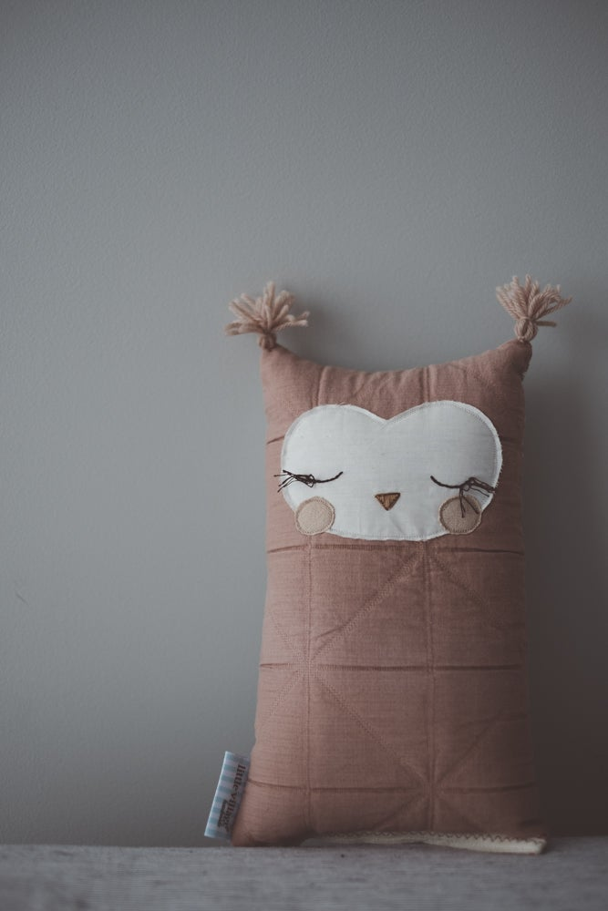Image of Petite Quilted Owl