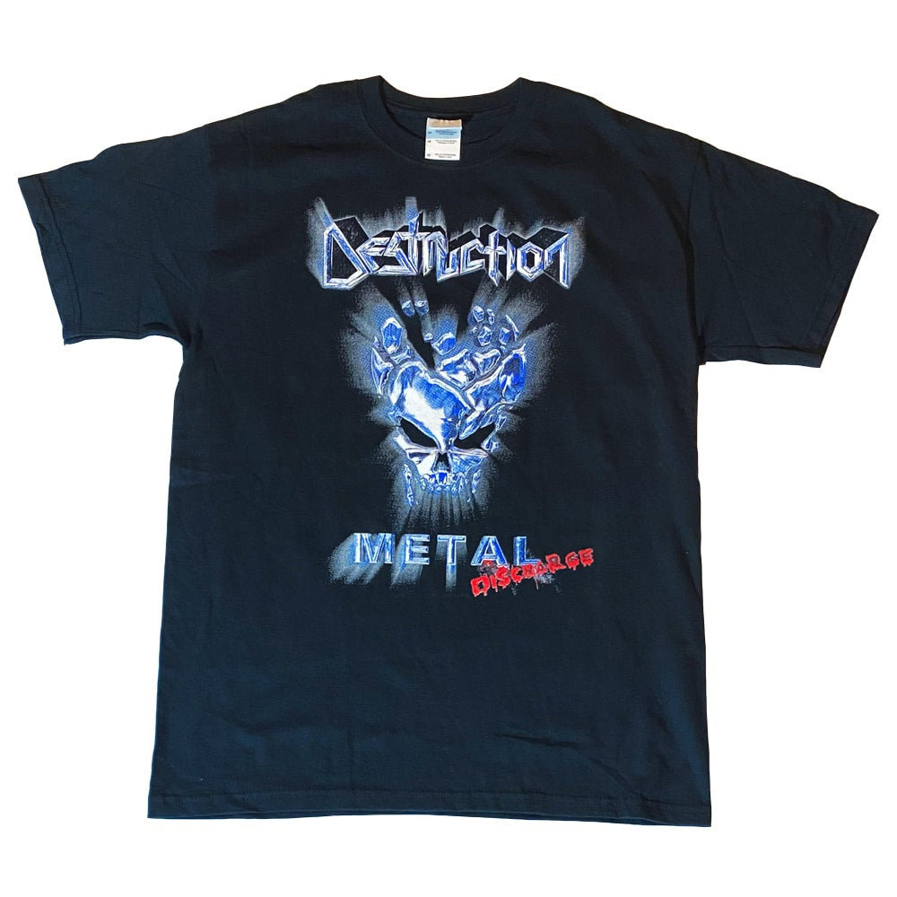 Image of DESTRUCTION - Metal Discharge - Shirt