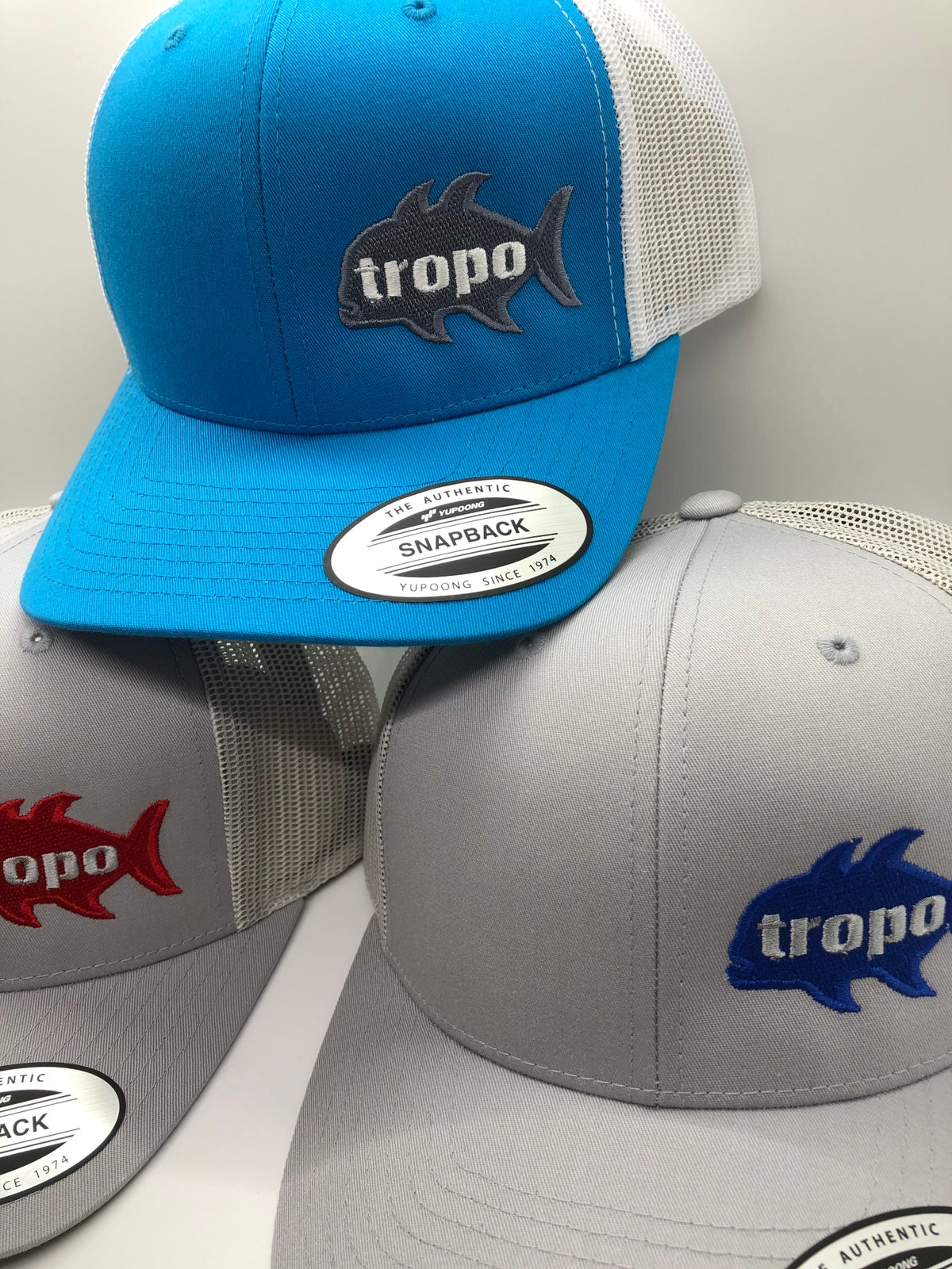 Image of Tropo Trucker Hat