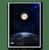 First Man on the Moon - [Giclée Print]