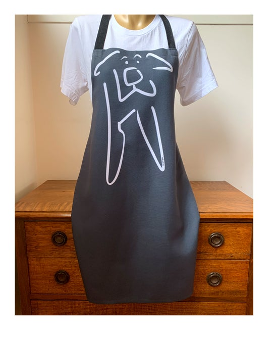 Image of Apron: What cheese?