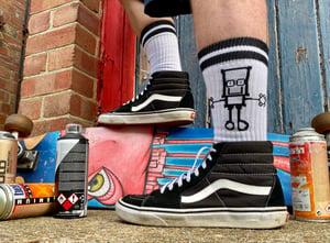 Image of My Dog Sock. Kids Sizes.