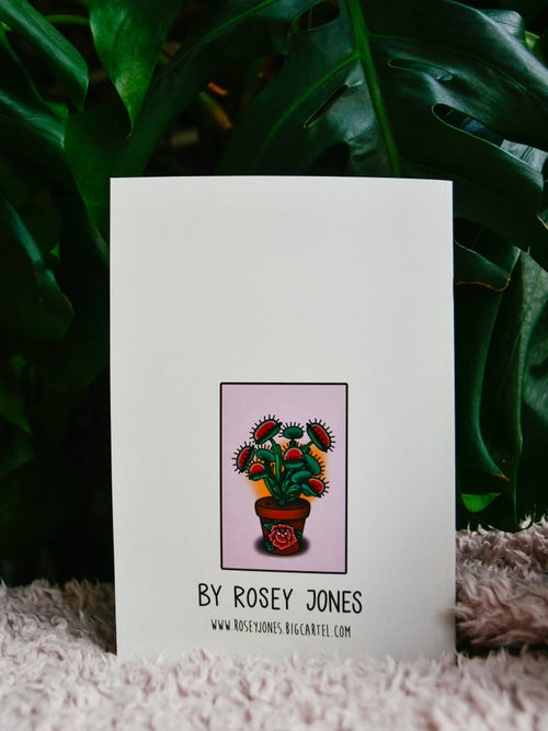 Image of Notebook Plants (A5 sized)