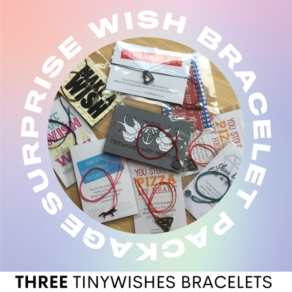 Image of Wish Bracelets x3  Surprise Package