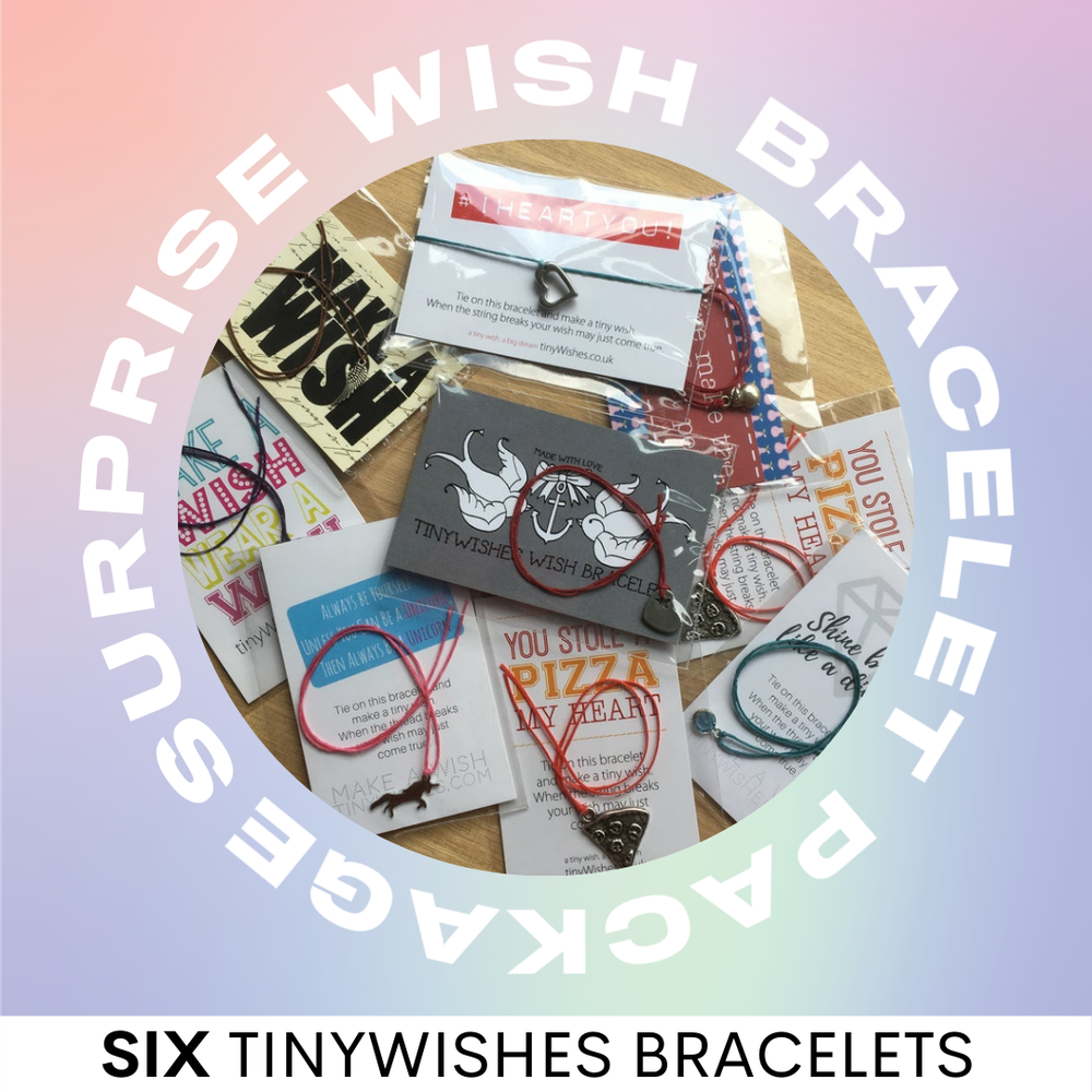 Image of Wish Bracelets x6 Surprise Package