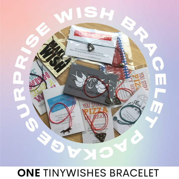 Image of Surprise  Wish Bracelet