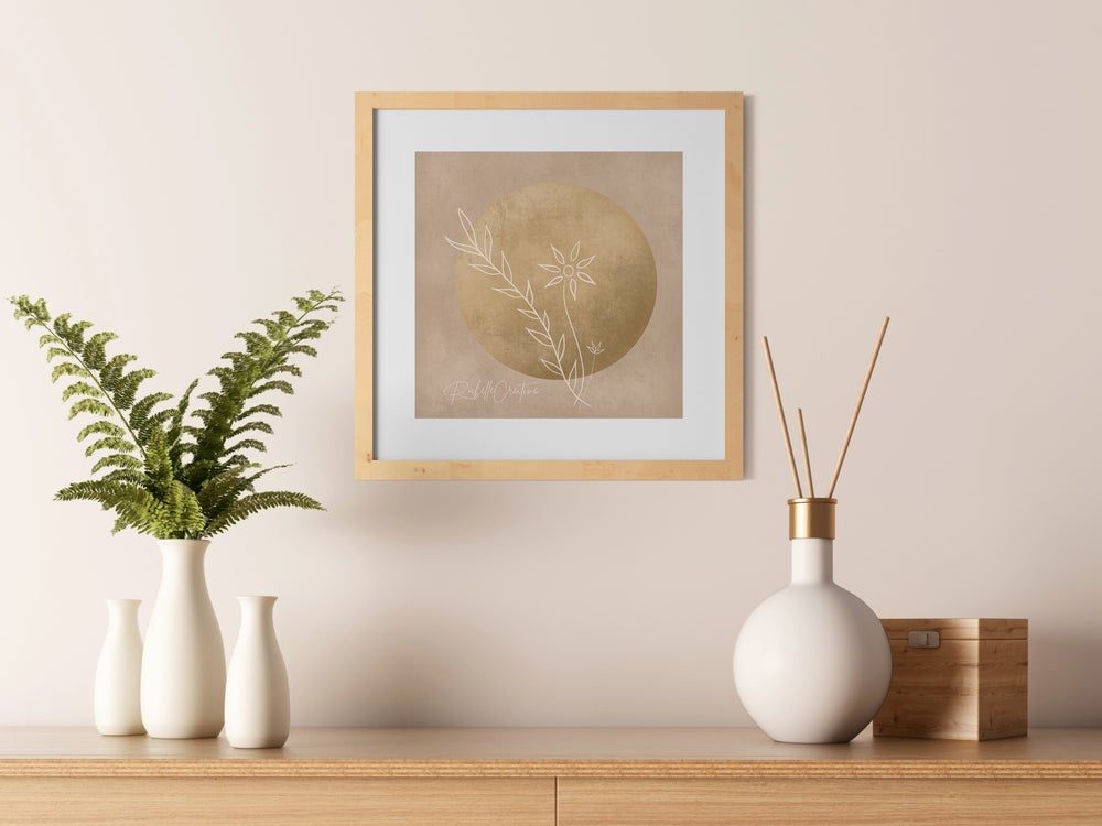 Image of Moon Art Print