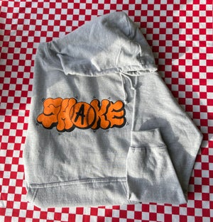 Image of Goin out swingin' Hoody