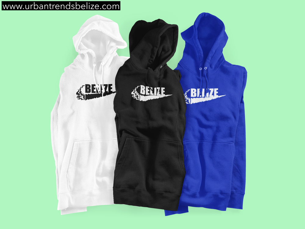 Image of Belize Weed Hoodies