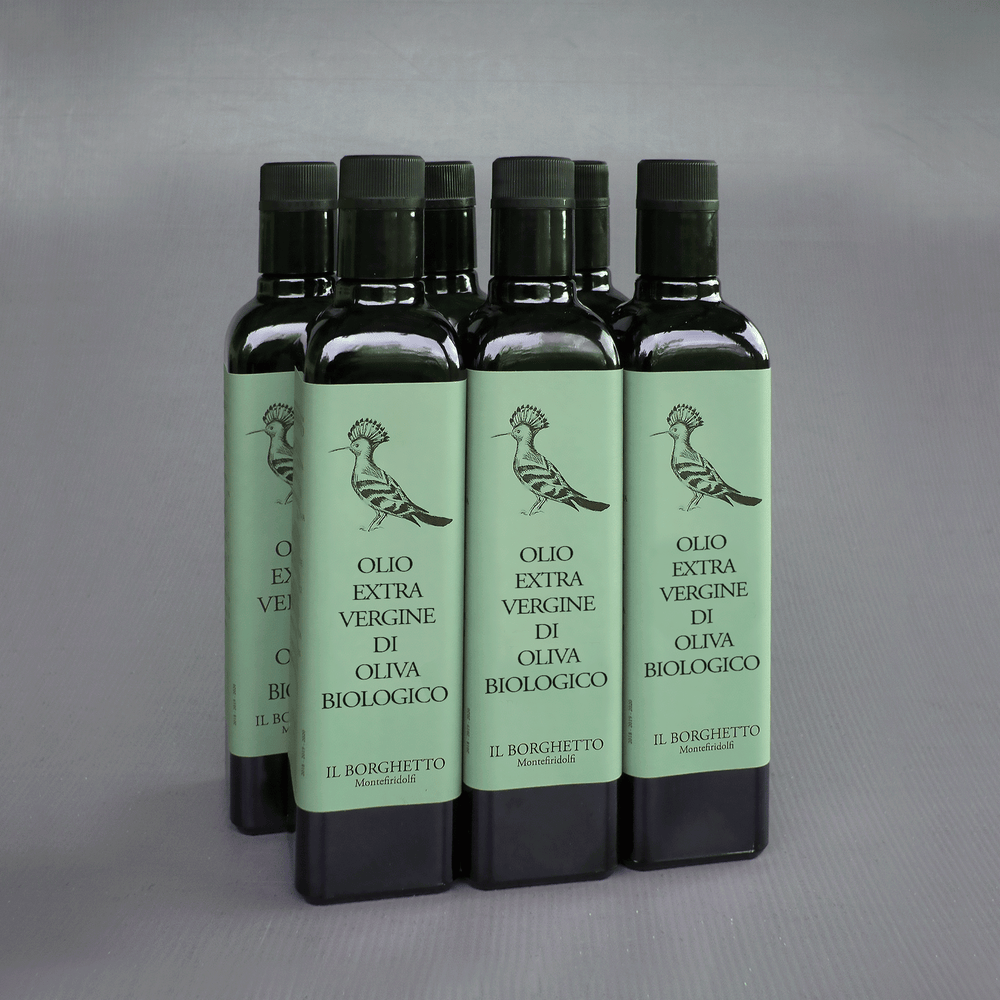 Image of OLIO EXTRA VERGINE D'OLIVA BIOLOGICO La Collina / ORGANIC EXTRA VIRGIN OLIVE OIL La Collina [2020]