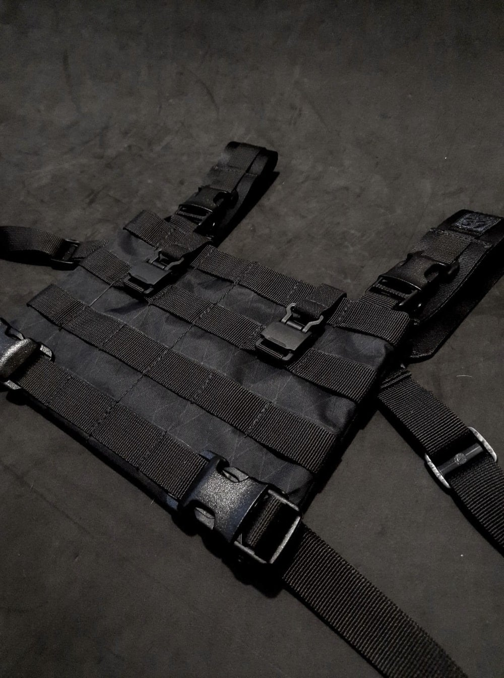 4-Point Chest Rig + Harness
