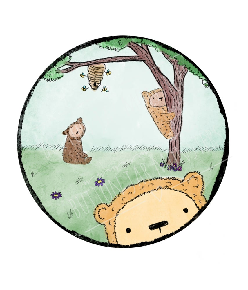 Image of Beary Happy To See You