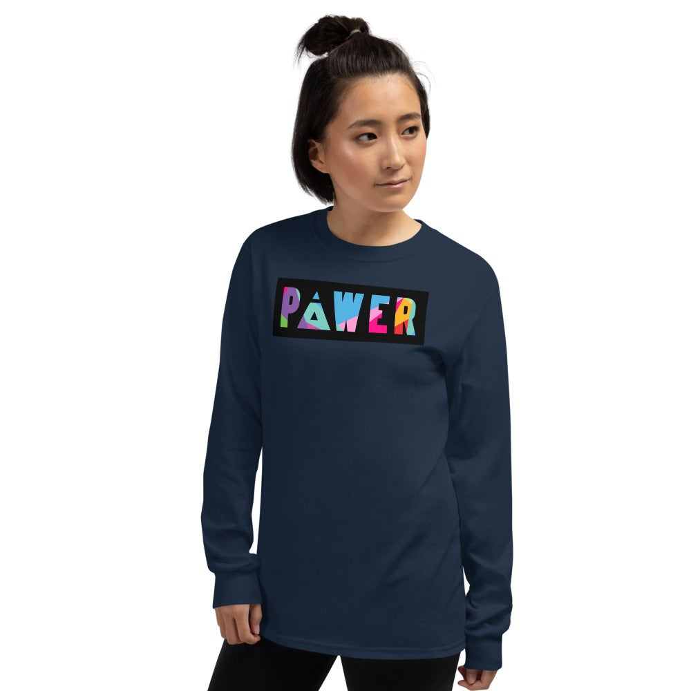 PWR Long Sleeve Shirt