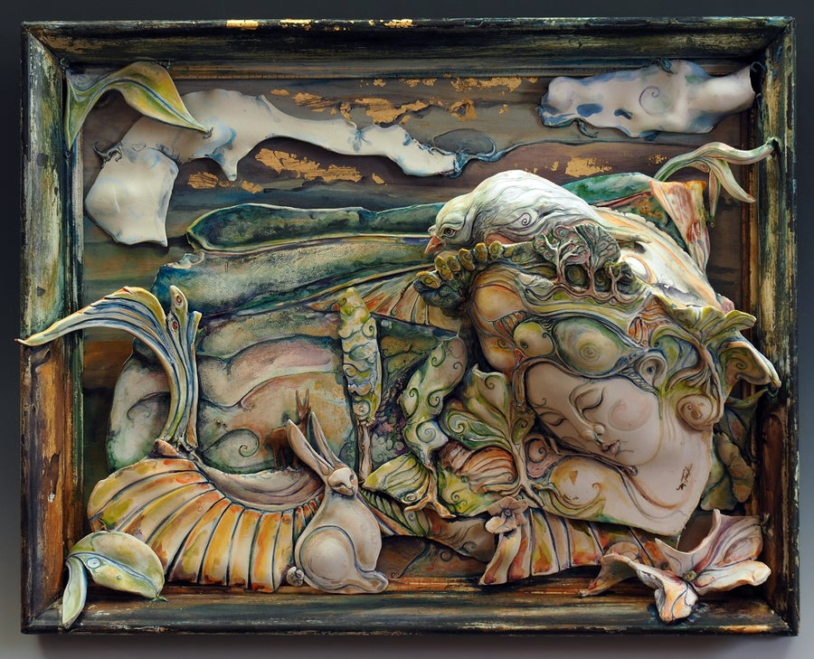 Image of The Sleeping Lady- Michelle Tock York