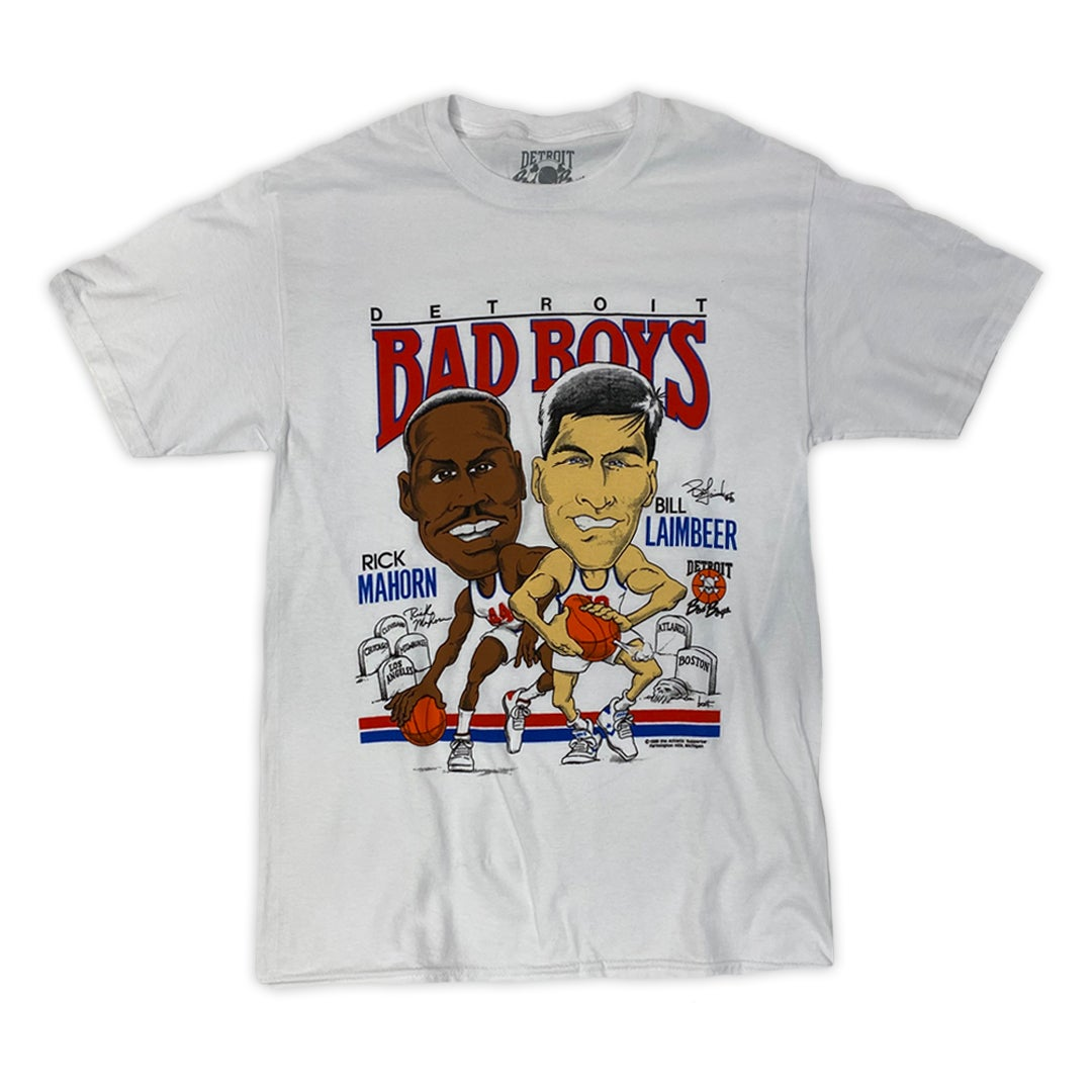 Image of Mahorn/Laimbeer Bad Boys