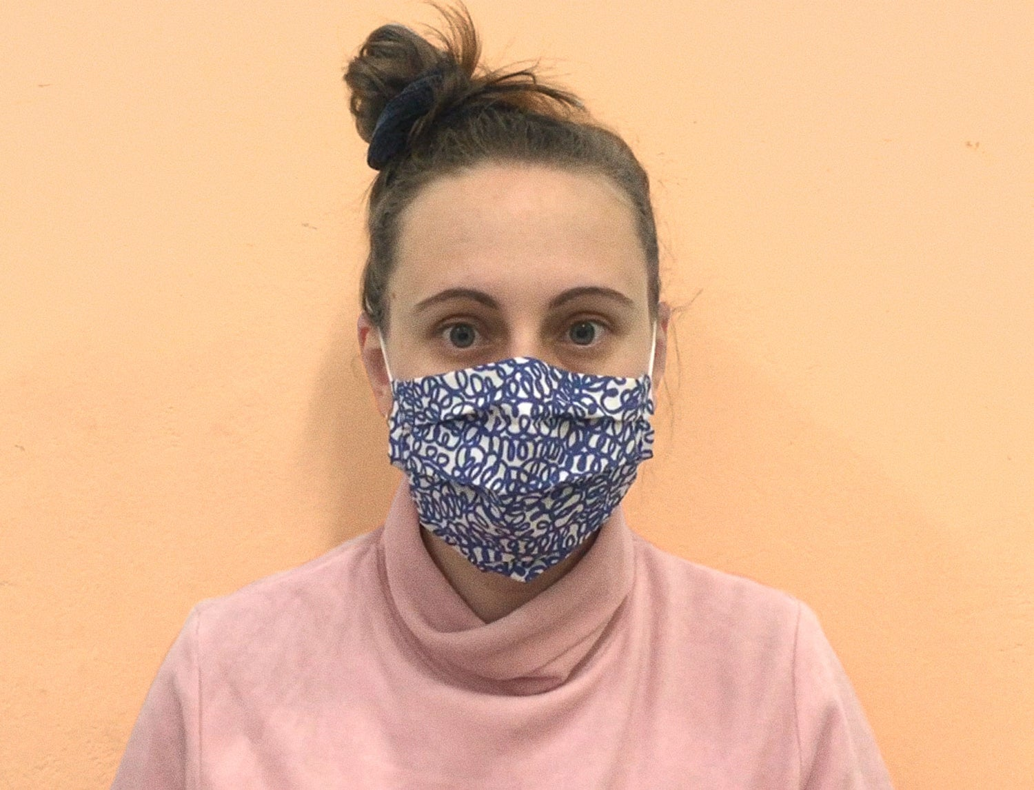 Image of CURLY MASK