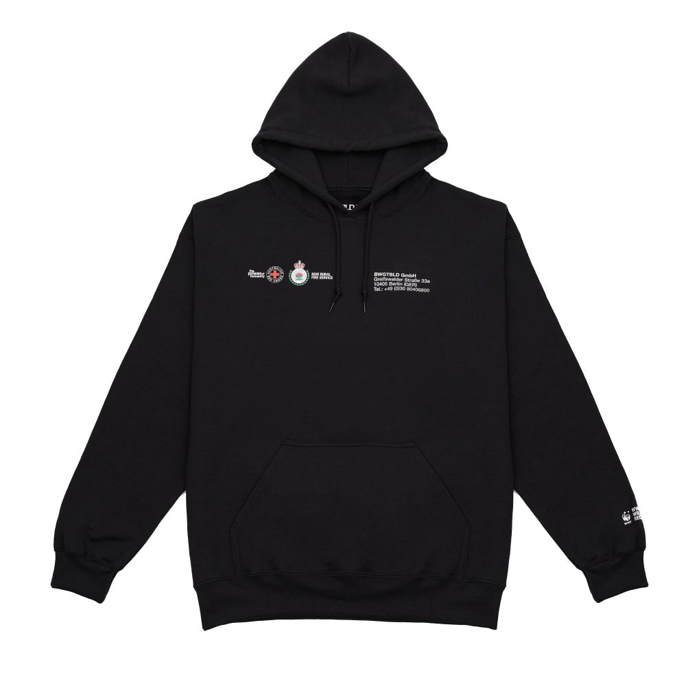Image of BWGTBLD GmbH<br>WORKSHOP Hoodie