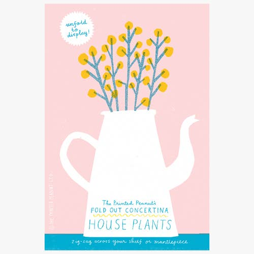 Image of Fold Out House Plants