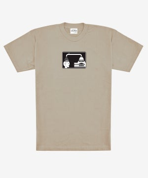 Image of SNEEZE_BRAINWASH TEE (SECT)