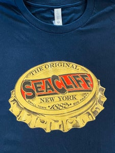 Image of Sea Cliff Bottlecap Tee