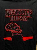 "Image of Sea Cliff Things ""Stranger Things"" Tee"
