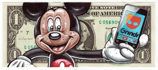 Image of Real Dollar Original. APP Rat.