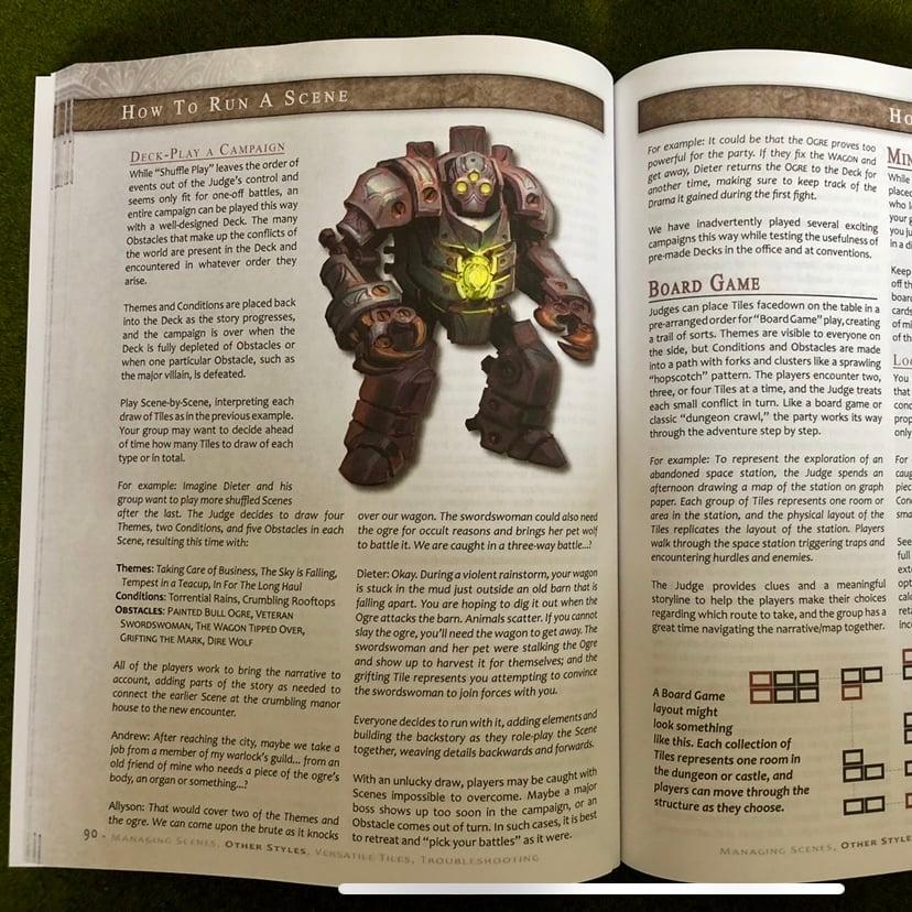 Fantaji RPG Corebook