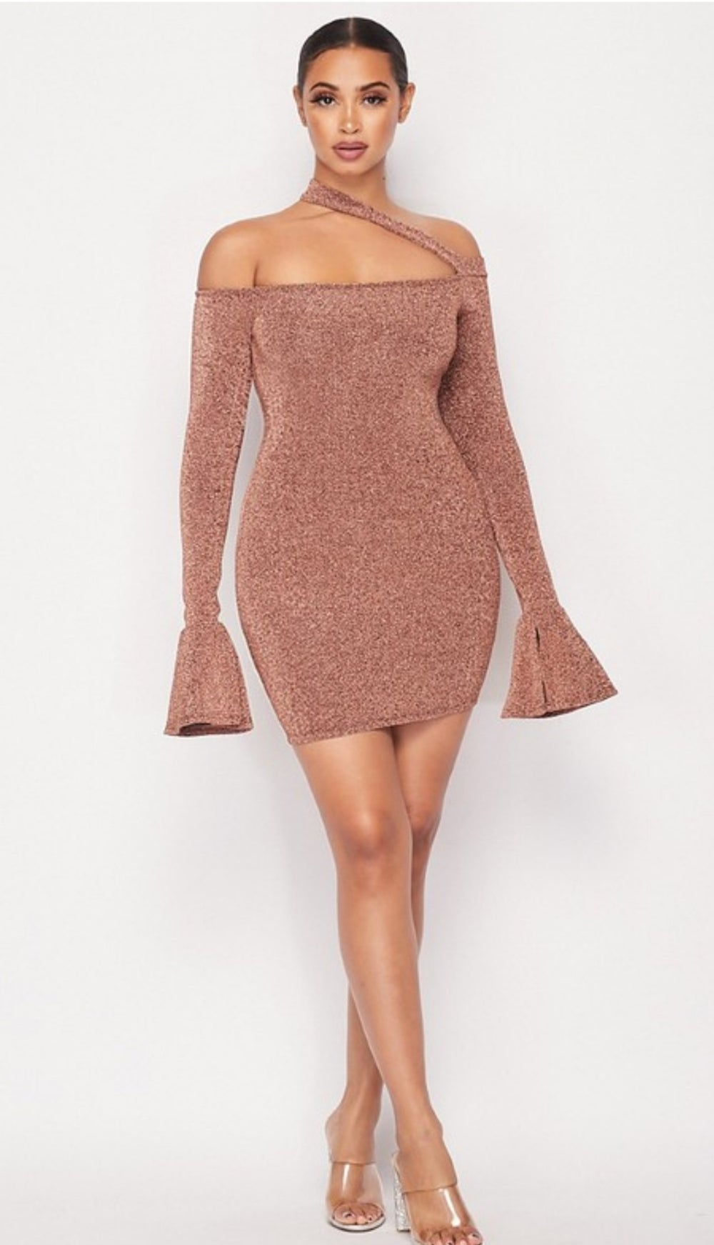 Image of Almost Naked Dress
