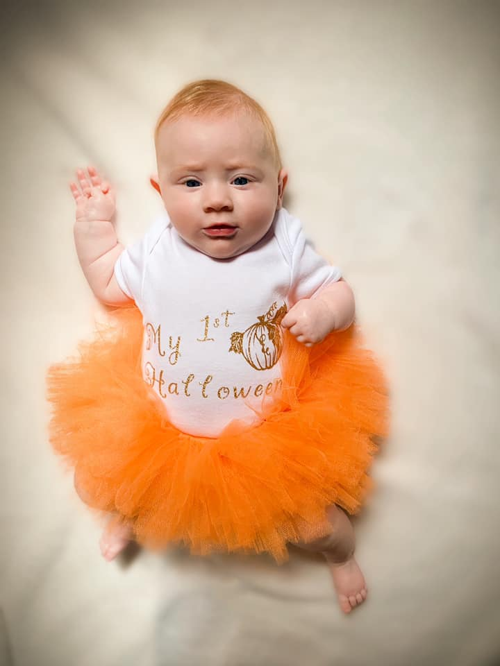 Image of Orange Tutu