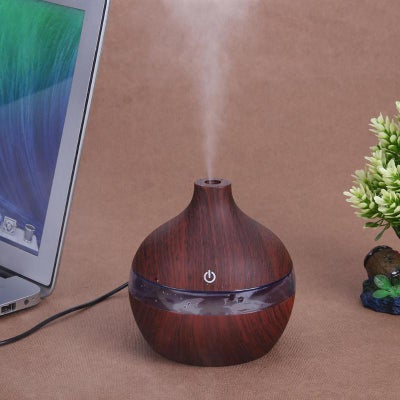 Image of Humidifiers w/ Ultrasonic Light Therapy