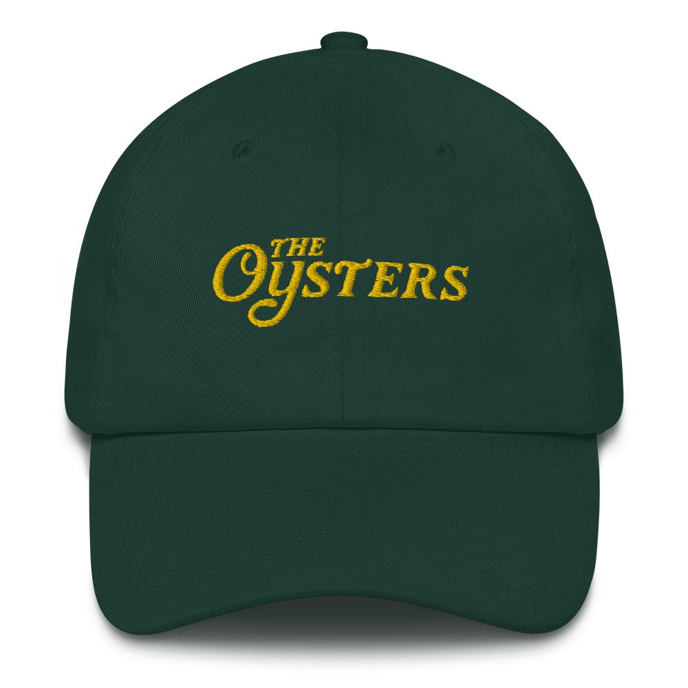 """The Oysters   """"SPRUCE"""" Dad Hat"""
