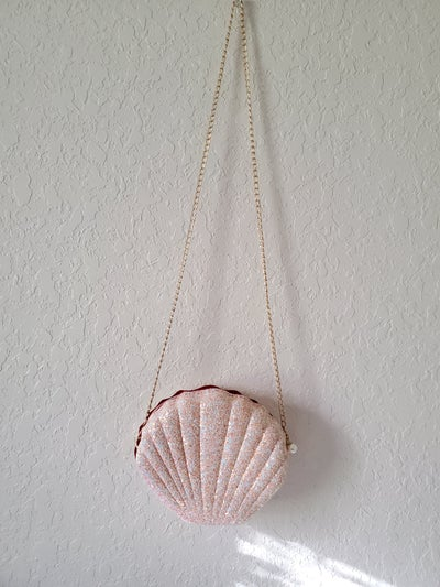 Image of Shimmer Sea Shell Bag