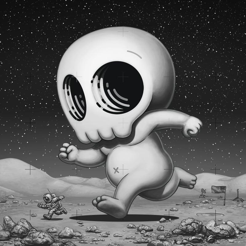 Image of Skully III (moon)