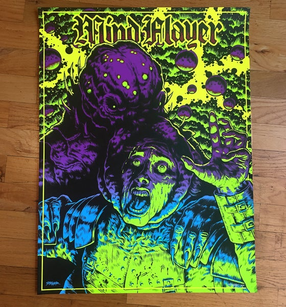 Image of MIND FLAYER POSTER