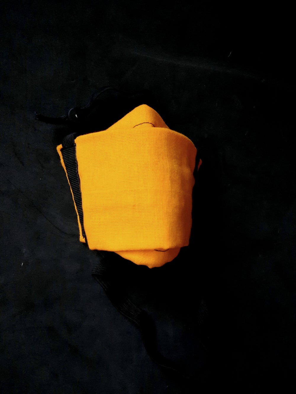 Cotton Face Cover (MANGO)
