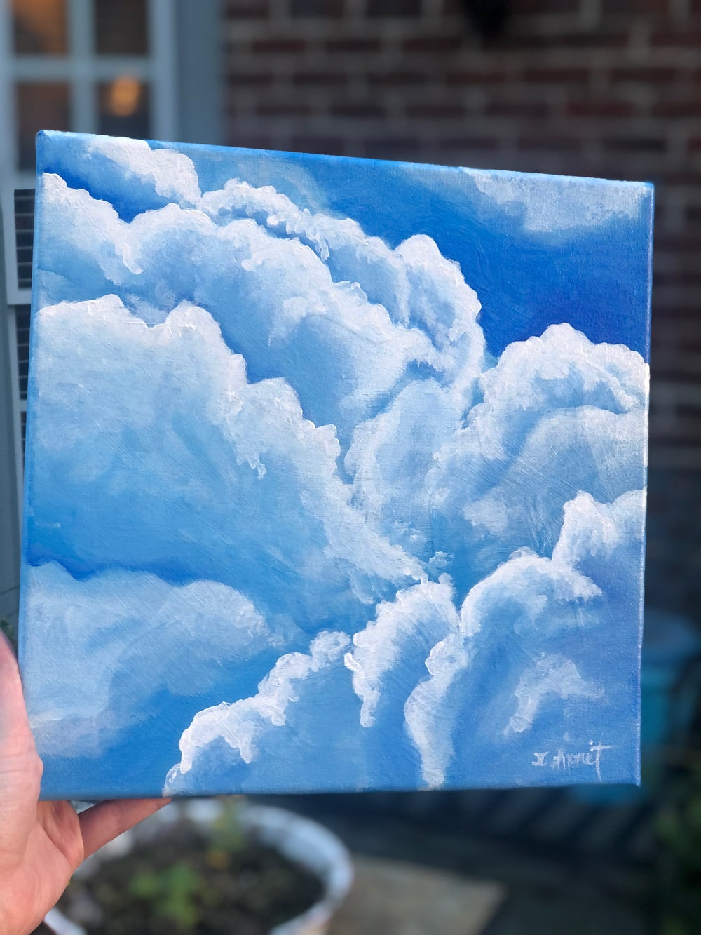 Image of Head in the Clouds