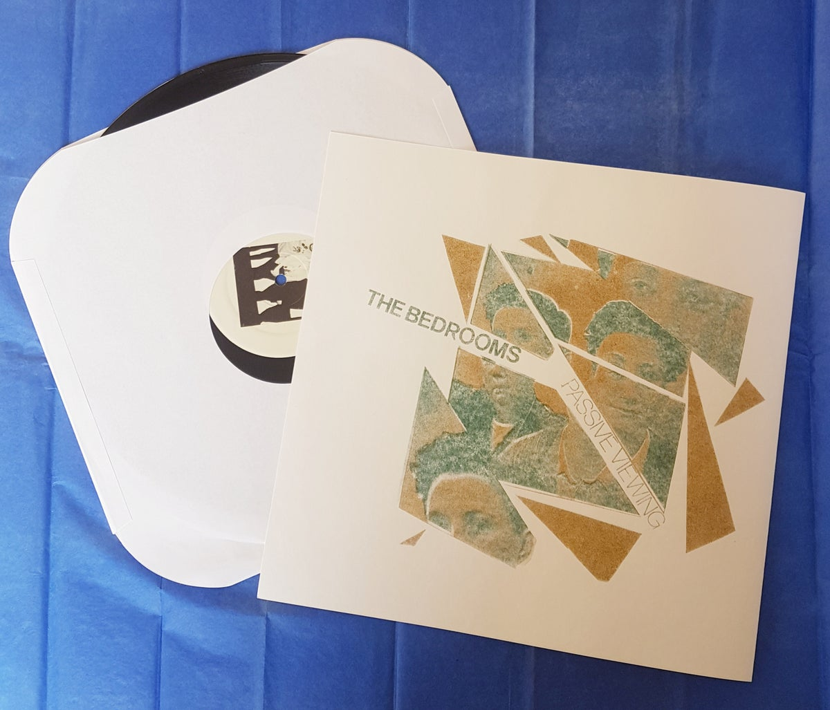 Image of The Bedrooms - Passive Viewing LP
