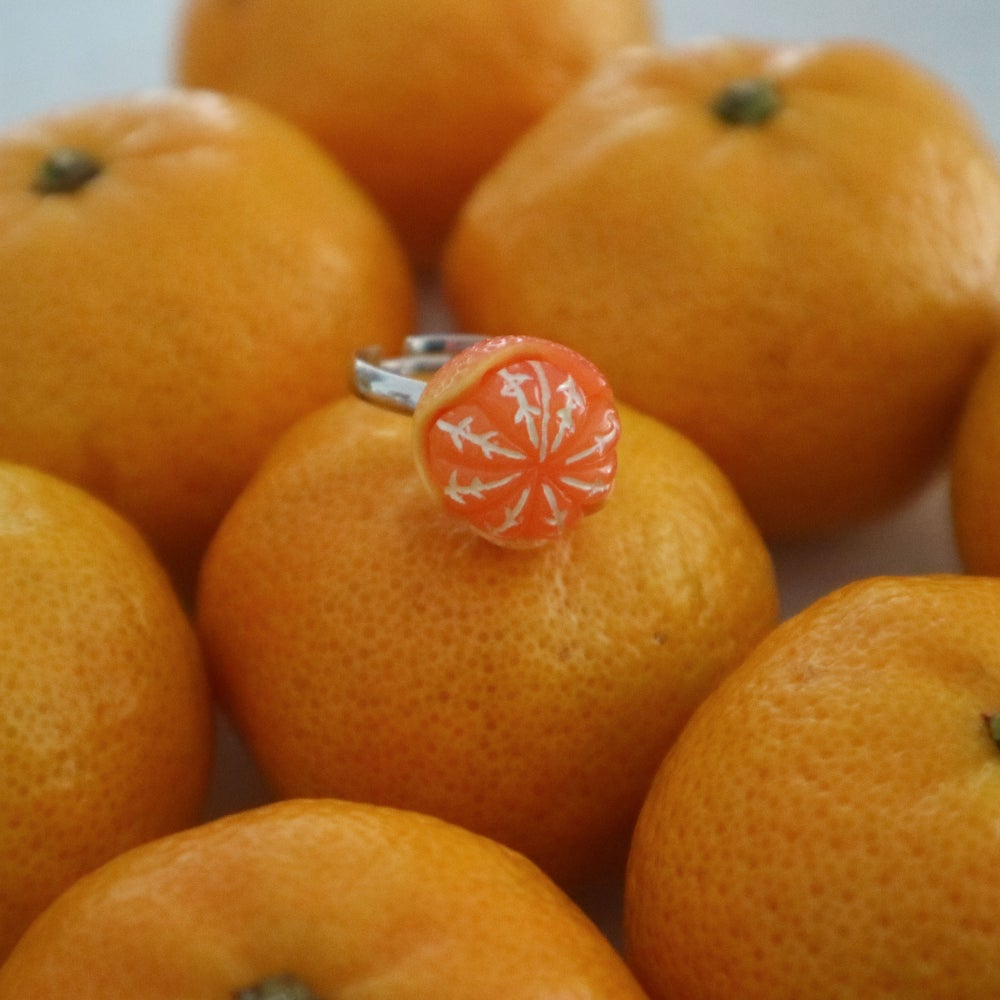 An Orange Ring