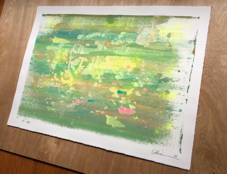Image of Studio Session 611, Print #49/60