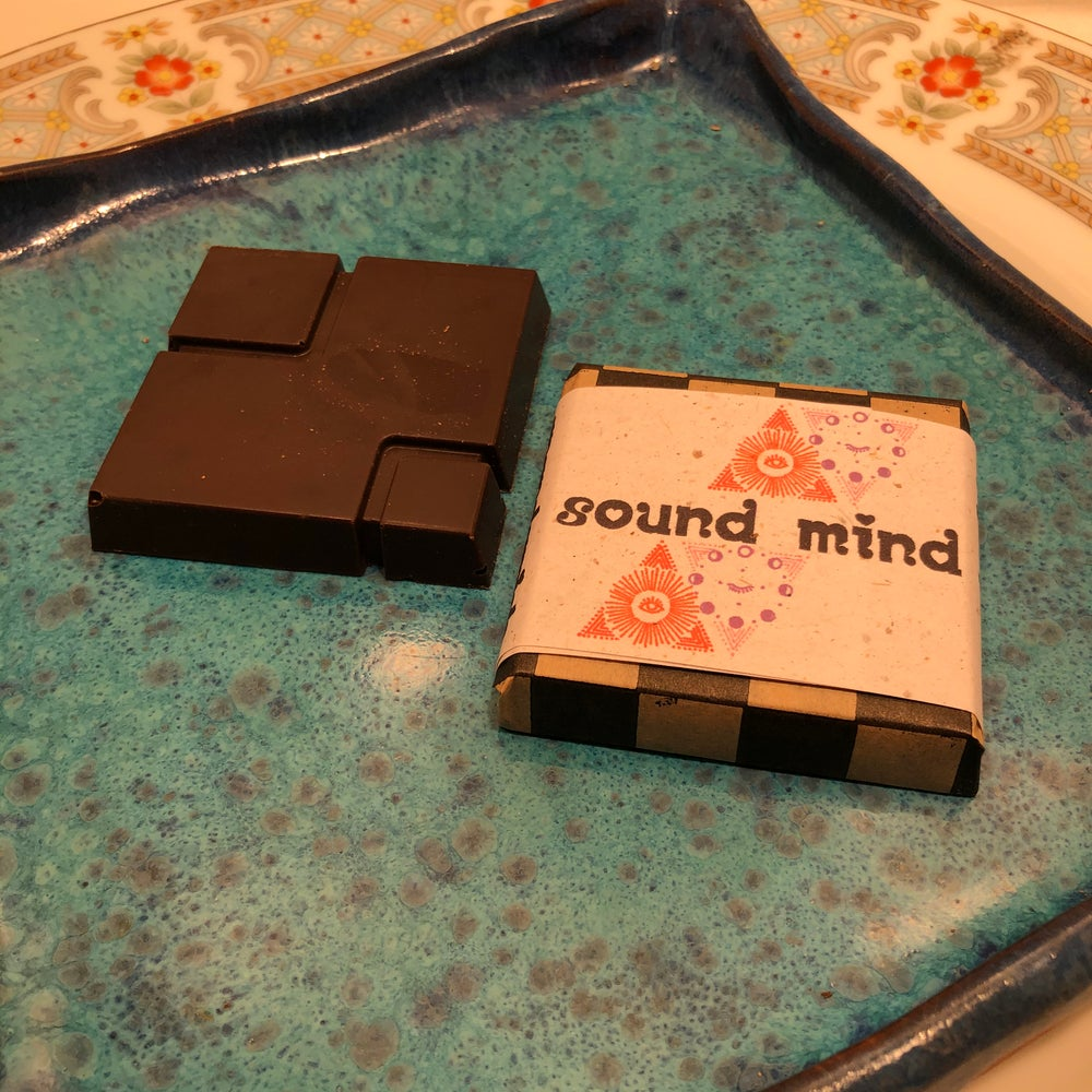 Image of Sound Mind Chocolate Bar
