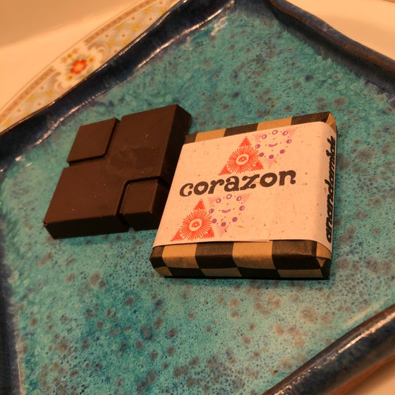 Image of Corazon Chocolate Bar